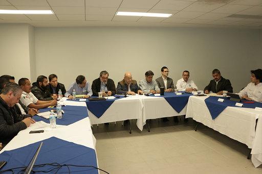 Presentan avances del plan de movilidad urbana sustentable en la zona metropolitana Reynosa-Río Bravo