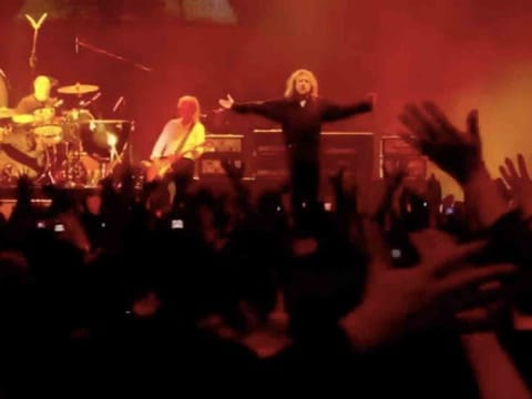 Led Zeppelin compartirá en YouTube su concierto de reunión del 2007