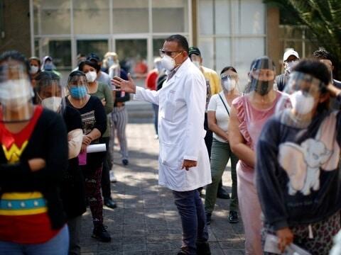 Se espera aumento de casos de Covid-19 en México: OPS
