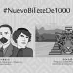 ¡Adiós Miguel Hidalgo! Conoce el nuevo billete de mil pesos