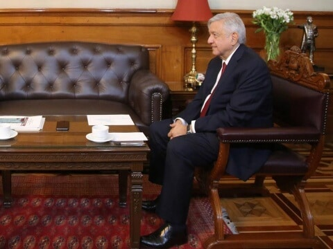 'Tan pronto como sea posible', responde Trudeau sobre reunión con López Obrador