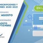 Inscripciones en línea solo serán para alumnos de nuevo ingreso