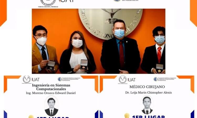 Egresan nuevos médicos e ingenieros de la UAT en Matamoros