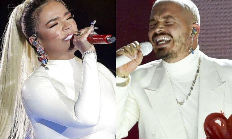 Lideran J Balvin y Karol G nominaciones a los Latin AMAs
