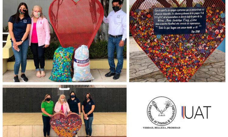 Invita la UAT a sumarse a la campaña Tapas con Causa