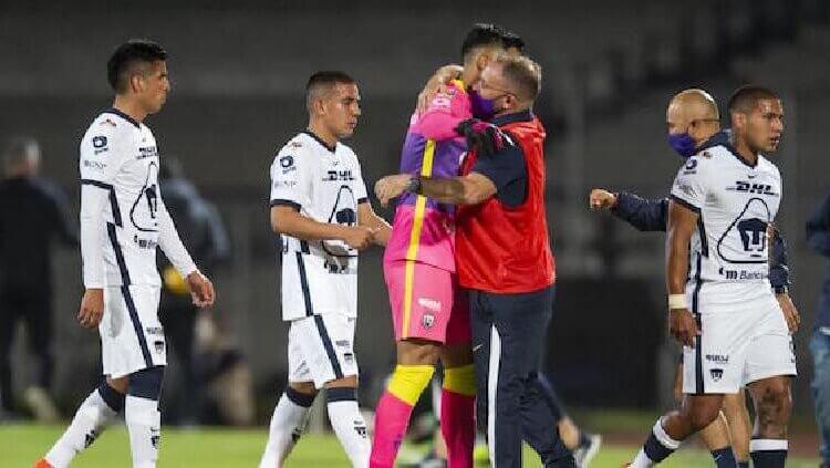 Pumas logra valioso triunfo ante el Santos 1-0 y regresa al triunfo