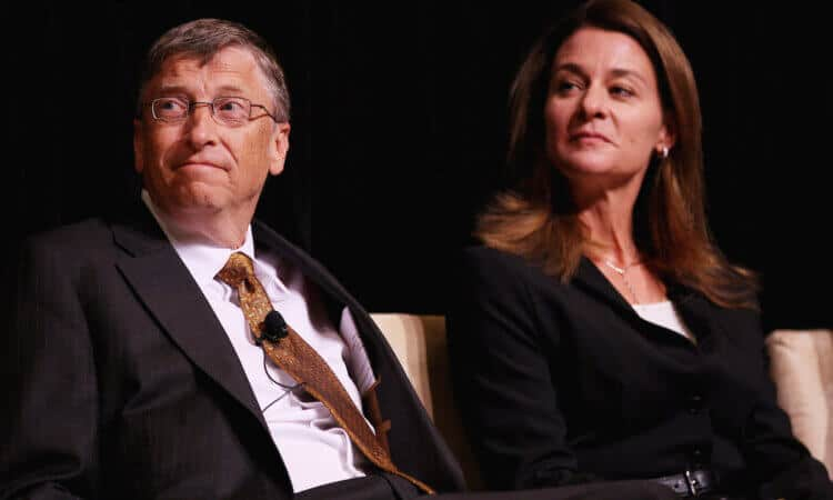 Bill Gates y su esposa Melinda anuncian su divorcio