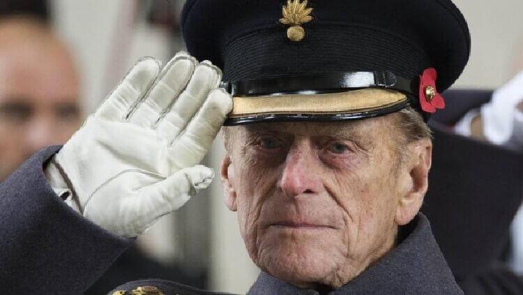 Revelaron causa de muerte del príncipe Felipe de Edimburgo