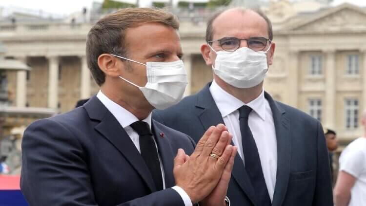 Apoya Francia la exención de propiedad intelectual de vacunas Covid