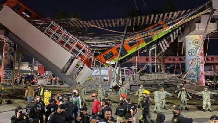 «No soy culpable»: conductor del metro narró colapso de la línea 12
