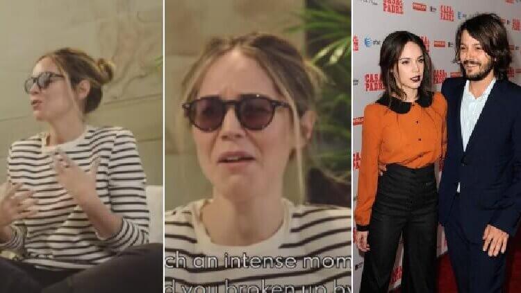 Se me cayó todo: Camila Sodi reveló proceso de divorcio con Diego Luna