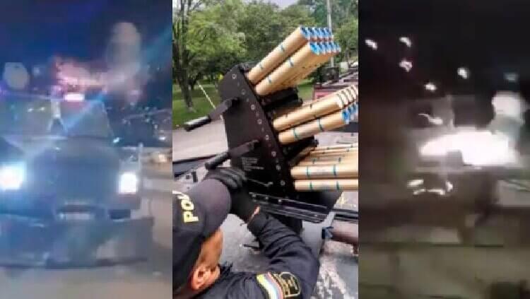 «Pesadilla»: lanzaron ¡explosivos! contra ciudadanos en Colombia