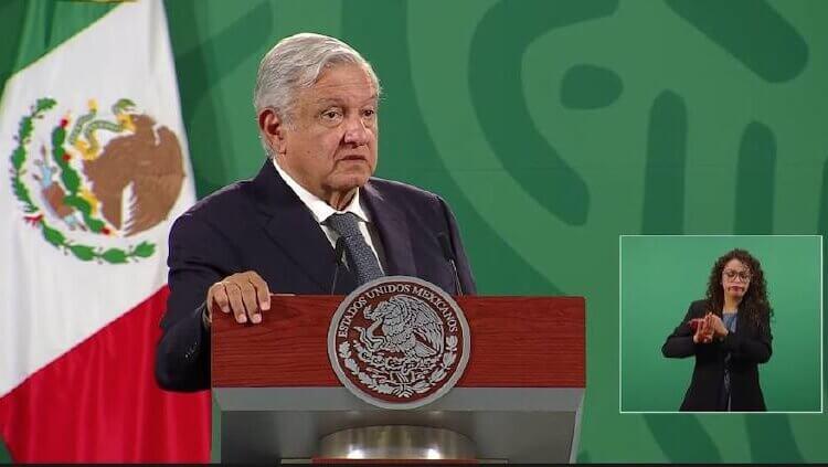 Protestará México ante organizaciones anti gobierno: AMLO