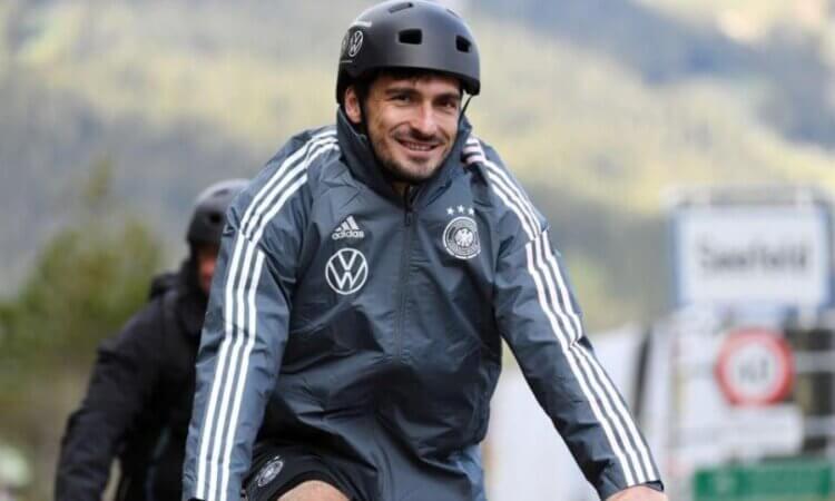 Mats Hummels descarta el retiro con Alemania y apunta al Mundial de Qatar 2022
