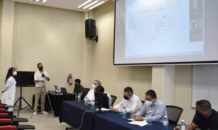 Entrega UAT en Matamoros 74 campos clínicos a médicos de pregrado
