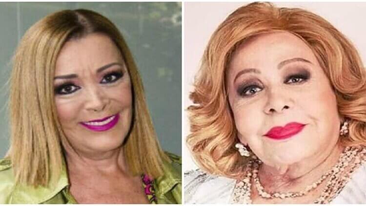 Sylvia Pasquel explotó tras rumores de muerte de Silvia Pinal