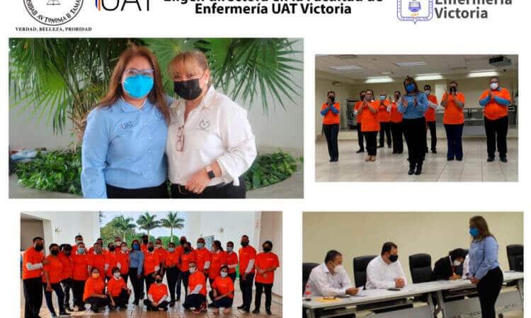 Eligen directora en la Facultad de Enfermería UAT Victoria