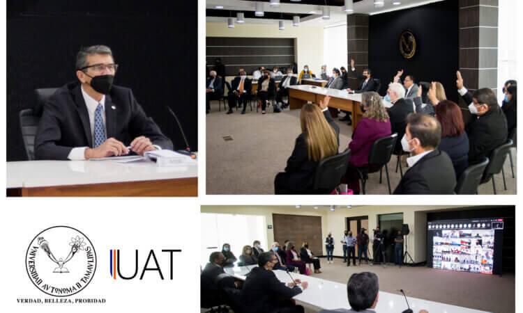 Emite UAT convocatoria para elegir al Rector del período 2022-2025