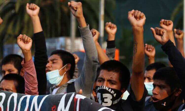 CNDH revierte creación de oficina especial para investigar el 'Caso Iguala'