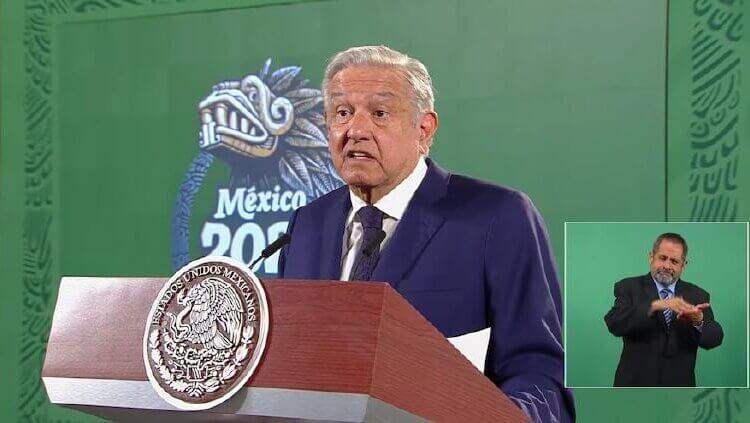 Espero que Biden acepte propuesta migratoria: AMLO